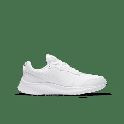 Nike Varsity Leather GS 'Triple White' White CN9146-101