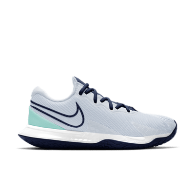 NikeCourt Air Zoom Vapor Cage 4 Hardcourt Grijs CD0431-010