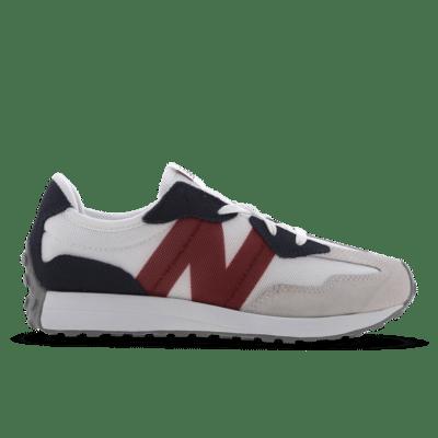 New Balance 327 White YS327SN