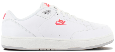 Nike Grandstand 2 White Solar Red Wolf Grey AA8005-103