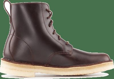 Clarks Originals Wmns Desert Mali Chestnut Leather 26155530
