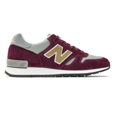 New Balance 670 Burgundy/Grey M670BGW