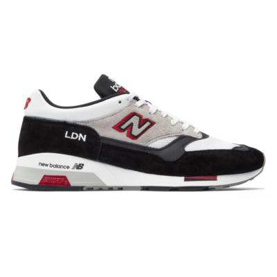 Herren New Balance 1500 Black/Grey/White M1500VLM