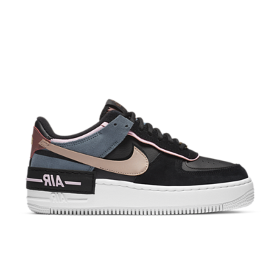"Nike Air Force 1 Shadow ""Red Bronze"" CU5315-001"