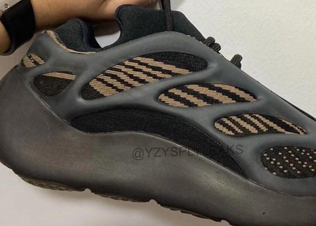 Foto gelekt van de nieuwe adidas Yeezy 700 V3 Eremiel die in december uitkomt