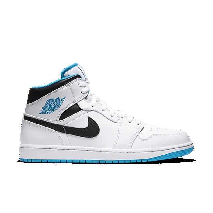 Jordan 1 Mid White 554724-141