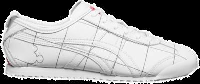 ASICS Onitsuka Tiger x Disney Mexico 66 Sneakers D8G3L-0101 wit D8G3L-0101