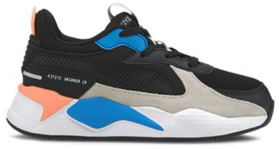 Lage Sneakers Puma RS-X MONDAY PS Zwart 374710-01