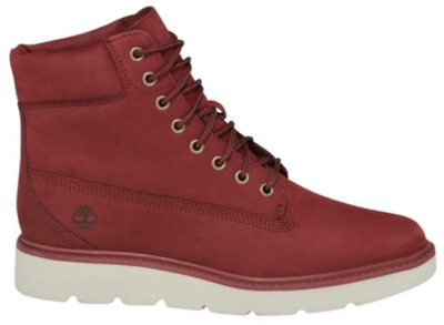 Timberland Kenniston 6-Inch Boots Leren laars A24MD rood A24MD