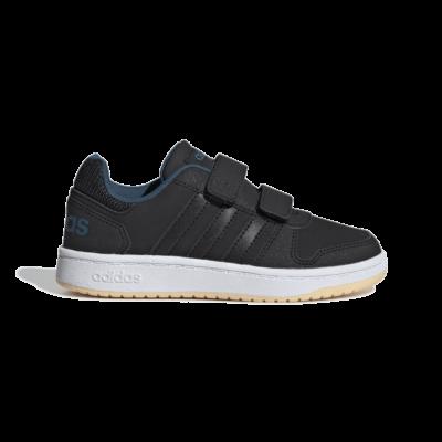 adidas VS Hoops 2.0 Core Black EE6722