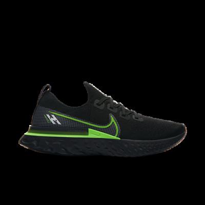 Nike React Infinity Run Flyknit Zwart CZ0468-001
