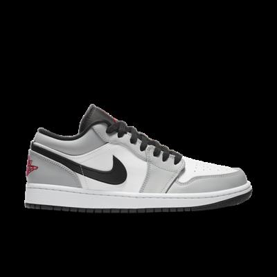 Jordan 1 Low Grey 553558-030
