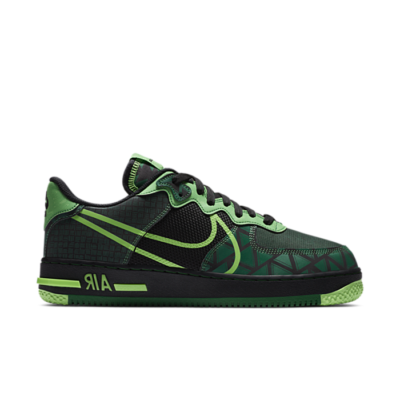 "Nike AIR FORCE 1 REACT ""NAIJA"" CW3918-001"