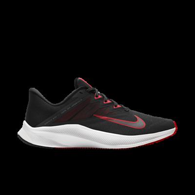 Nike Quest 3 Black University Red CD0230-004
