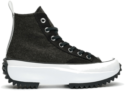 Converse Run Star Hike Hi Black 169437C