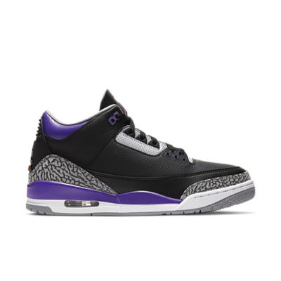 "Air Jordan 3 RETRO ""COURT PURPLE"" CT8532-050"