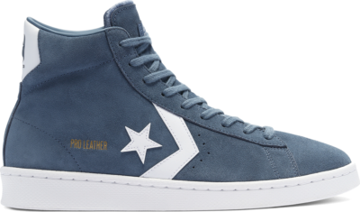 Converse Unisex Pro Leather High Top Lakeside Blue/White/White 169503C