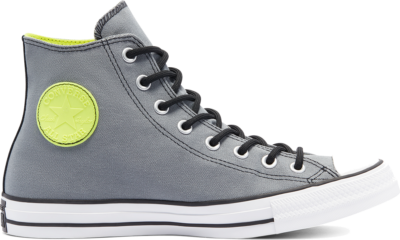 Converse GORE-TEX Chuck Taylor All Star High Top Limestone Grey/Lemon Venom 169589C