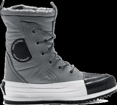Converse Waterafstotende Chuck Taylor All Star MC Boot High Top Limestone Grey/Black/White 569381C