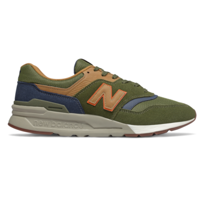 Herren New Balance 997H Oak Leaf Green/Natural Indigo CM997HFU
