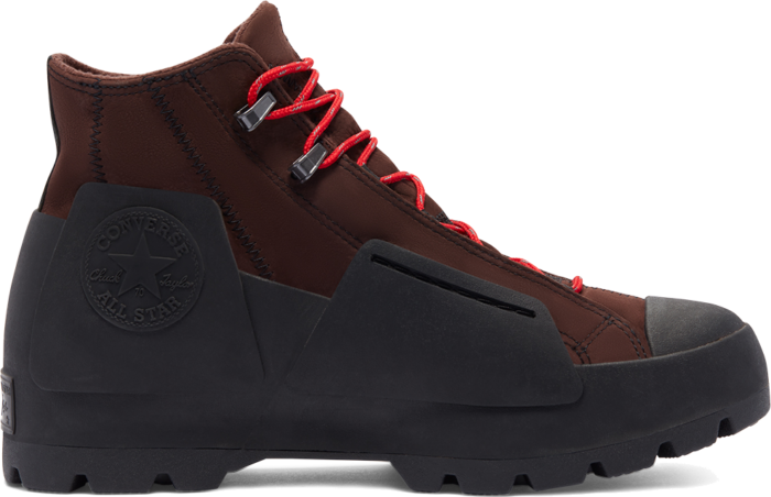 Converse Chuck TaylorStorm Boot High Top Dark Root/University Red/Black 169627C