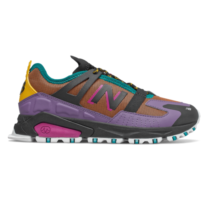 Damen New Balance XRCT Nightshade Purple/Jupiter WSXRCTXC