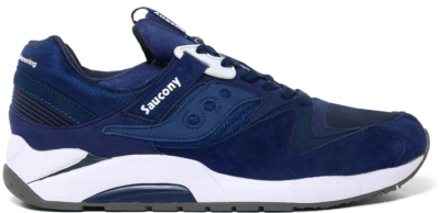 Saucony Grid 9000 White Mountaineering Blue S70165-3