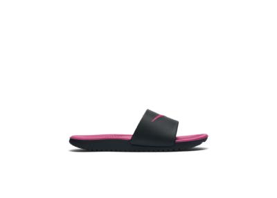 Nike Kawa Black Vivid Pink (GS) 819353-001
