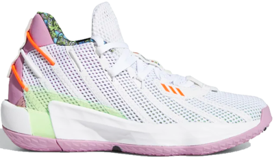 adidas Dame 7 Toy Story Buzz Lightyear (GS) FY4924