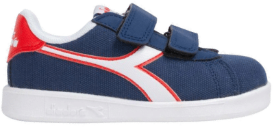 Diadora GAME CV TD Kinderen Sneakers 101.174381-C3803 blauw 101.174381-C3803