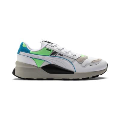 Puma RS 2.0 Future sportschoenen voor Dames Blauw / Groen / Wit 374011_07