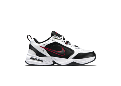 Nike Air Monarch IV 4E Wide White Red 416355-101