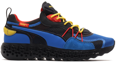 Puma Calibrate Restored Lapis Blue Fizzy Yellow 373529-02