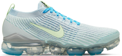 Nike Air VaporMax Flyknit 3 Baltic Blue Barely Volt (W) DC2051-001