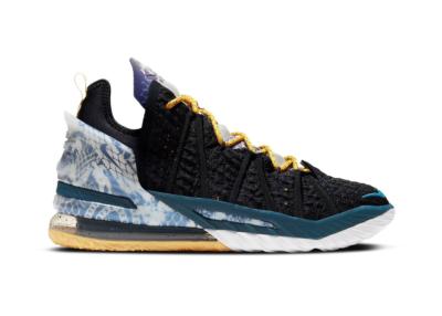 Nike LeBron 18 Reflections DB8148-003/DB7644-003
