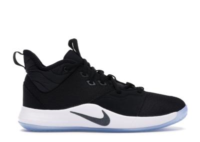 Nike PG 3 Black White (GS) AQ2462-001