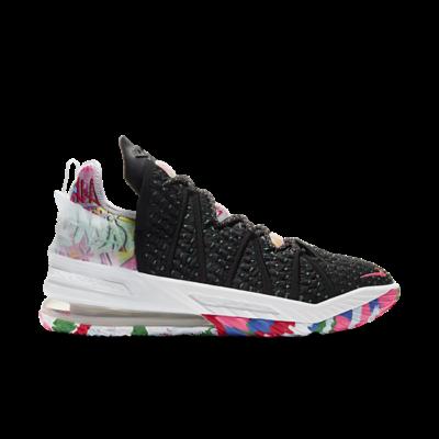 Nike LeBron 18 Black CQ9283-002
