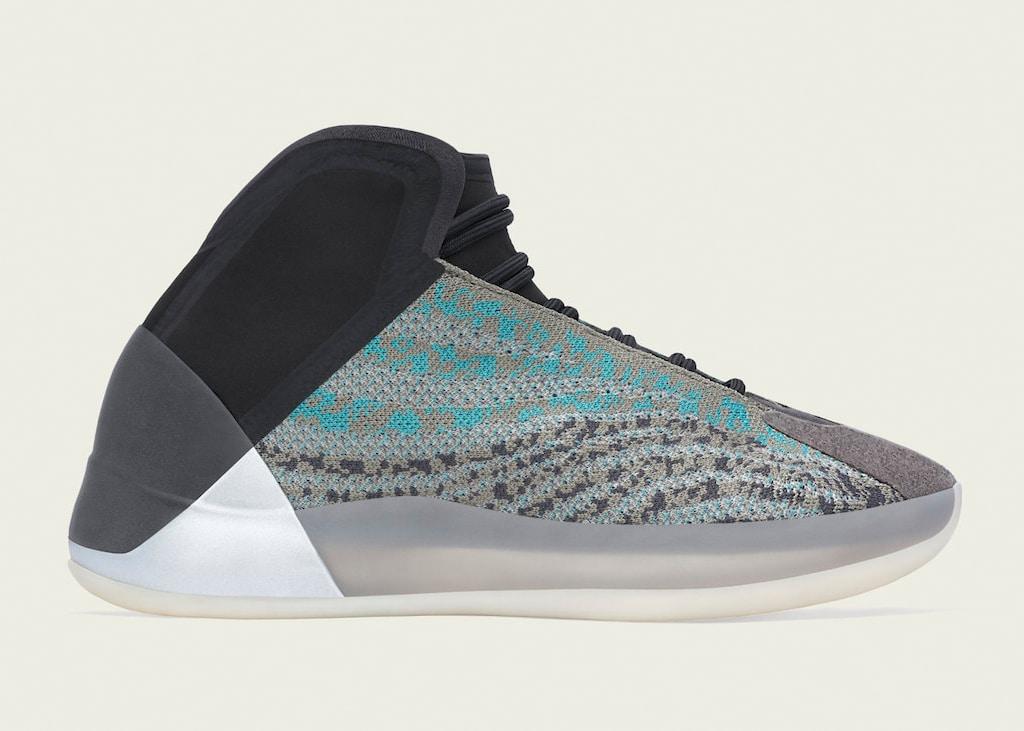 """Op 10 oktober komen de adidas Yeezy Quantum """"Teal Blue"""" uit"""