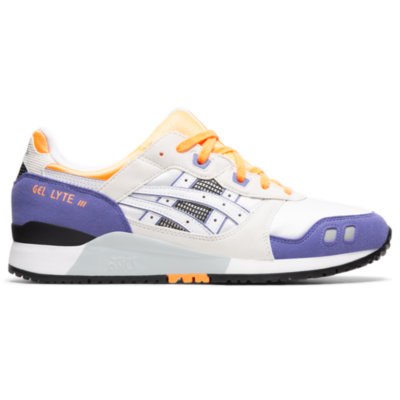 "ASICS Gel-Lyte III OG ""White/Orange"" 1191A266-102"