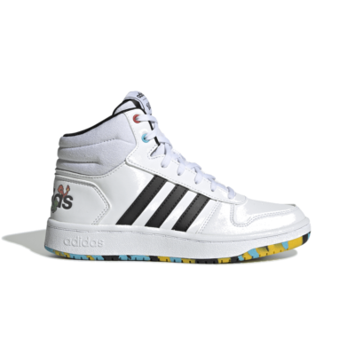 adidas Hoops Mid 2.0 Cloud White EG1989