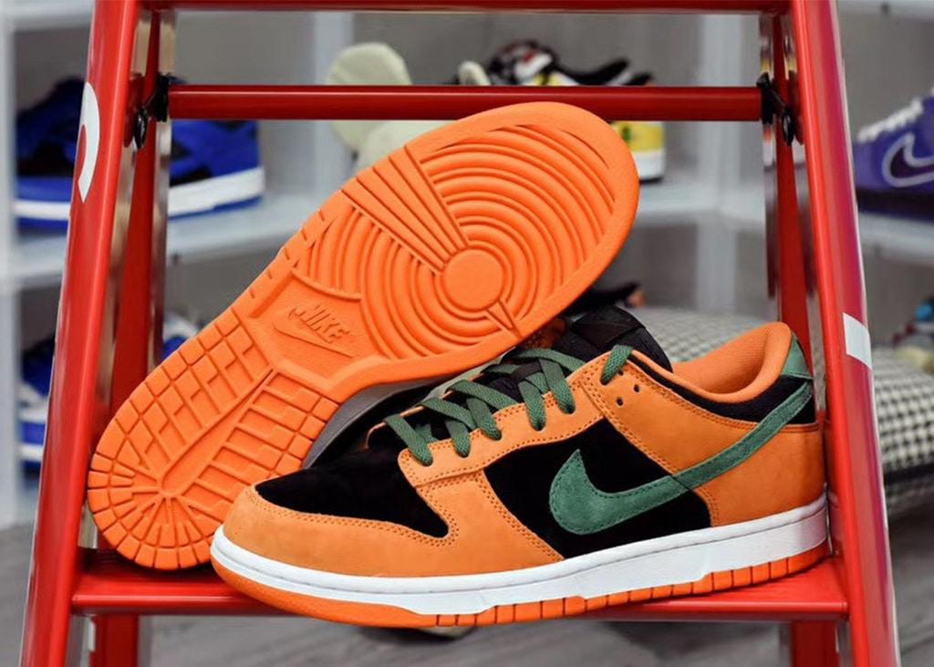 De re-issue van de Nike Dunk Low Ceramic is alles behalve een lelijk eendje
