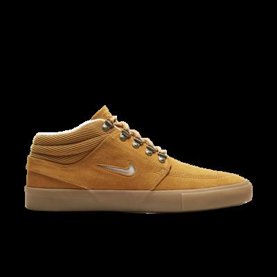 Nike SB Zoom Stefan Janoski Mid Premium Goud CZ0451-700