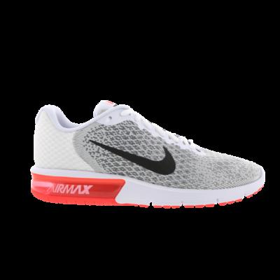 Nike Air Max Sequent 2 White 852461-116