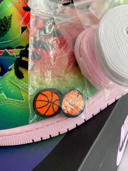 Air Jordan Nike Air balvin 1
