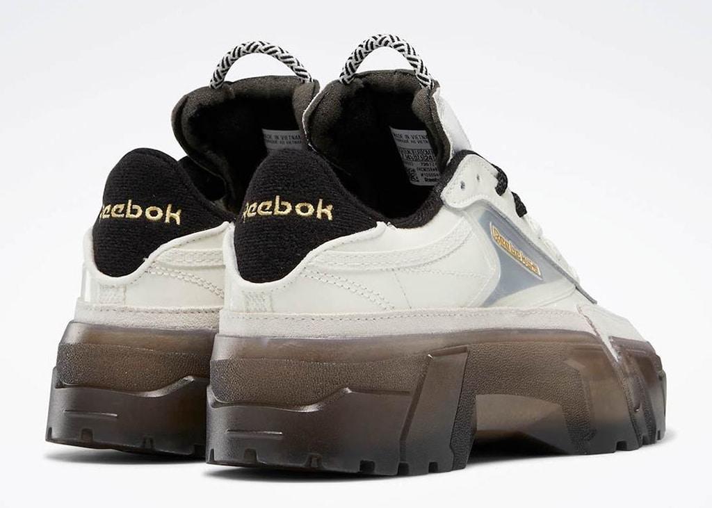Exclusieve samenwerking tussen Cardi B en de Reebok Club C sneaker
