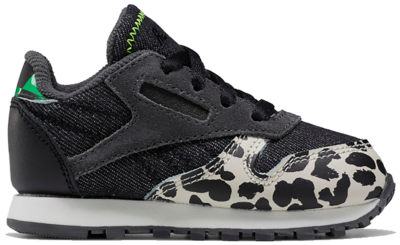Reebok Classic Leather Schoenen Coal / Night Black / Stucco Q46339