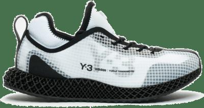 "adidas Originals Y-3 RUNNER 4D IO ""WHITE"" FX1059"