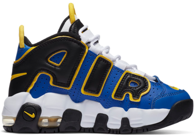 Nike Air More Uptempo Peace, Love & Basketball (PS) DC7301-400