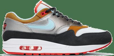 Nike Air Max 1 Graffiti Logo CZ8138-100