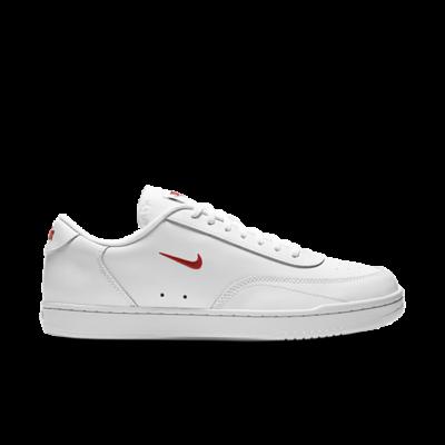 Nike Court Vintage White University Red CJ1679-103